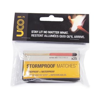UCO Stormproof Matches - 25 Pack