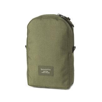 Savotta Vertical pouch M Green