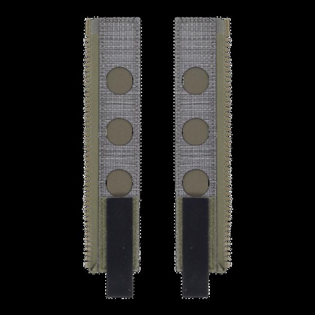 Ferro Concepts Back Panel MOLLE Zipper Kit Ranger Green