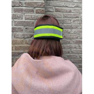 Applied Orange™ Blindfold Black High-Visibility