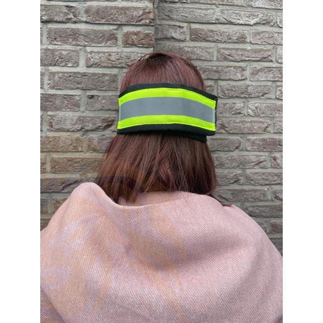 Applied Orange™ Blindeerkap Black High-Visibility