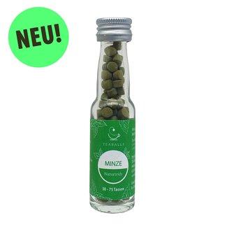 Teaballs Teaballs - Munt Thee - Flesverpakking ca 150 tabs