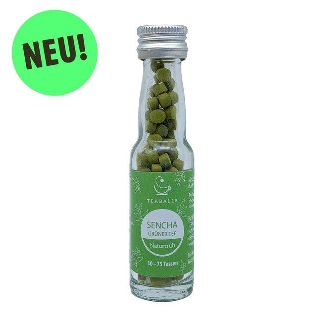 Teaballs Teaballs - Groene Thee - Flesverpakking ca 150 tabs