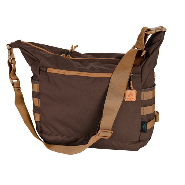 Helikon-Tex BUSHCRAFT SATCHEL BAG® - Earth Brown / Clay A (TB-BST-CD-0A0BA)