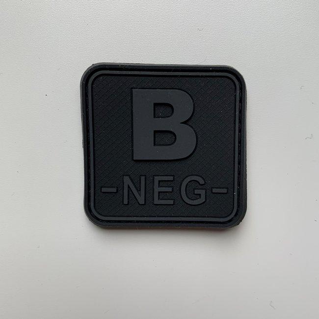 Applied Store B - 5x5cm Black PVC