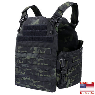 Condor Outdoor CYCLONE RS PLATE CARRIER WITH MULTICAM BLACK® (US1218-021)