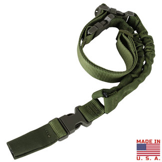 Condor Outdoor COBRA ONE POINT BUNGEE SLING OD Green (US1001-001)