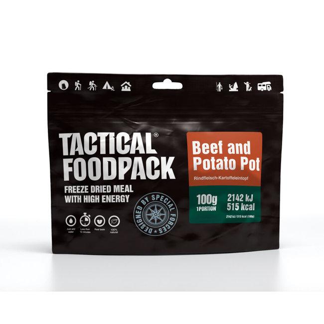 Tactical FoodPack Beef & Potato Pot (100g)