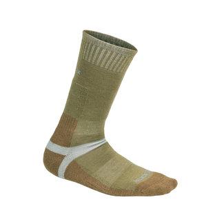 Helikon-Tex Merino Socks - Olive Green/Coyote (SK-MSC-MW-0211A)