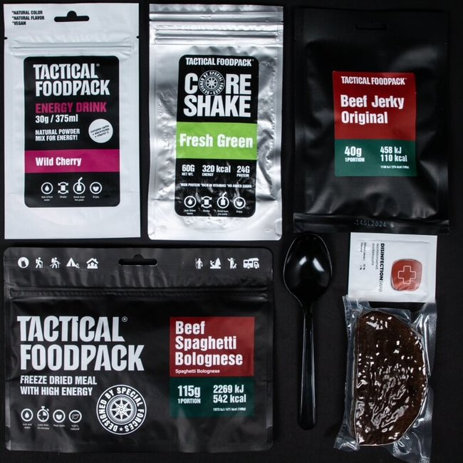 Tactical FoodPack 1 Meal Ration Echo (346g)