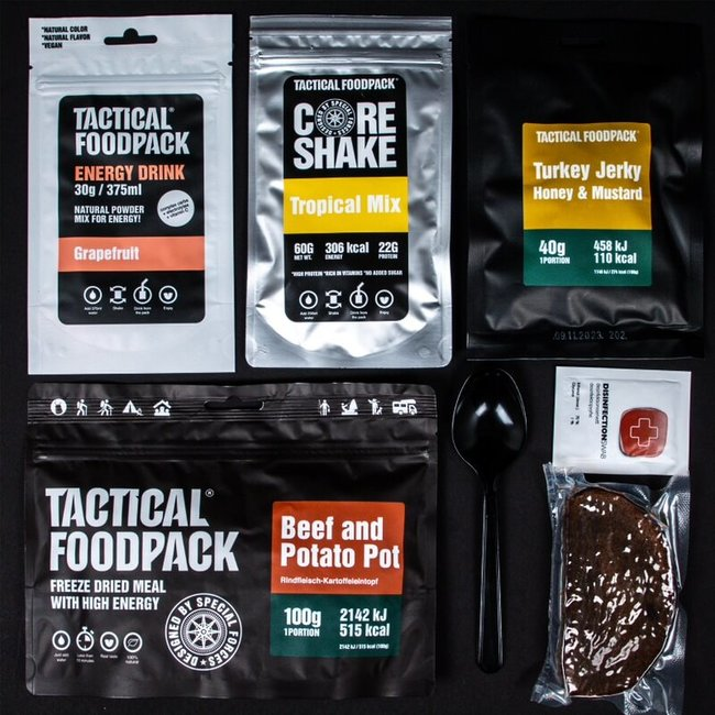 Tactical FoodPack 1 Meal Ration Foxtrot (331g)