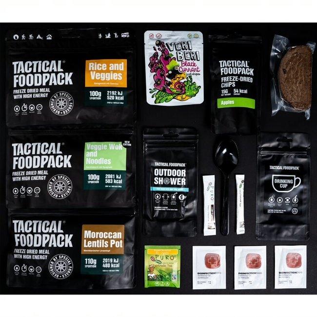Tactical FoodPack 3 Meal Ration Vegan (594g)