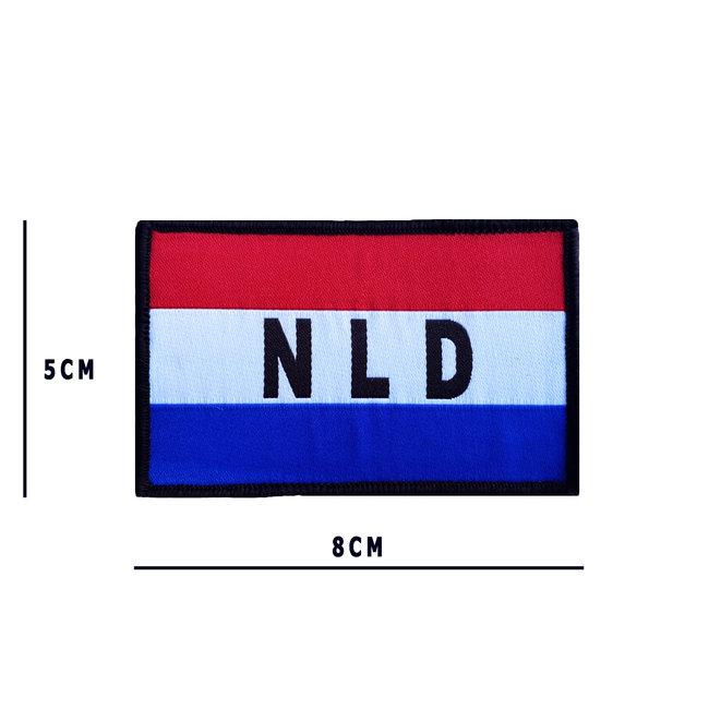Applied Store NLD Vlag Geweven Kleur