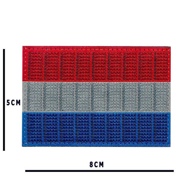 Applied Store SNAAK Vlag Color (de meest snaak patch van Nederland)