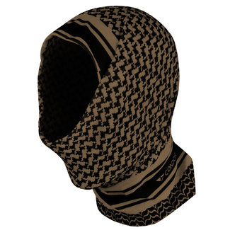 Condor Outdoor Multi-Wrap Shemagh Pattern Coyote (212-S498)