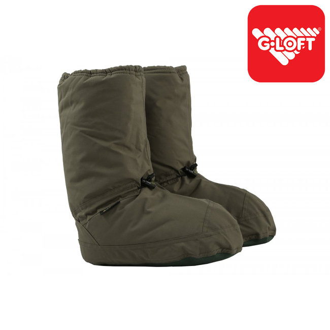 CARINTHIA Booties Windstopper olive 36/40