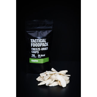 Tactical FoodPack Freeze-Dried Apple Chips 15g