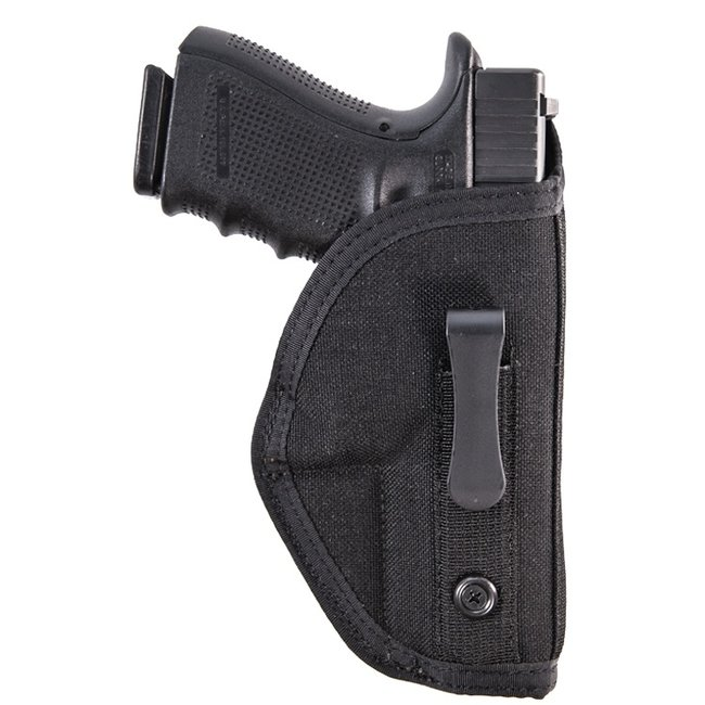 High Speed Gear Sure-Grip IWB Holster with Clip Medium/Large - Glock 17 - Walther P99 - SW M&P - Glock 19