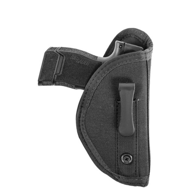 High Speed Gear Sure-Grip IWB Holster with Clip Small/Medium - Right Handed - Glock 26 - Walther PPS - (Sub)compact