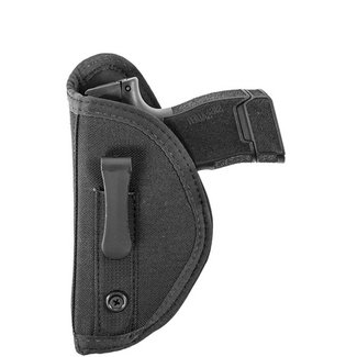 High Speed Gear Sure-Grip IWB Holster with Clip Small/Medium - Left Handed - (Sub)compact