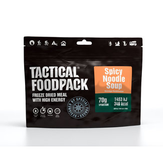 Tactical FoodPack Spicy Noodle Soup (70g)
