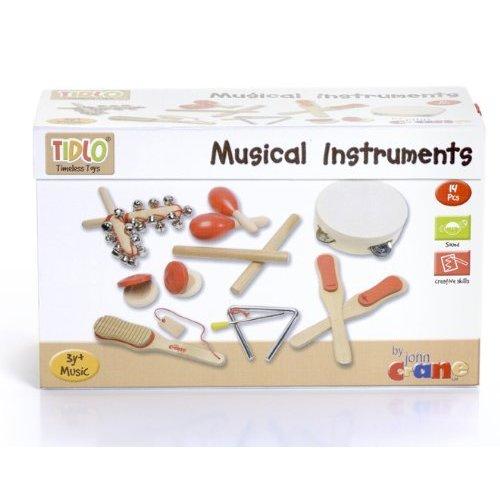 Tidlo Houten Muziekinstrumenten