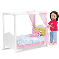 My Sweet Canopy Bed