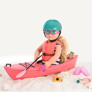 Our Generation Kayak Adventure Set