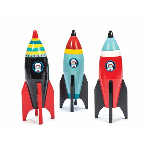 Le Toy Van Space Rocket