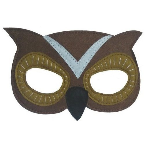 MaMaMeMo Vilten Masker Uil