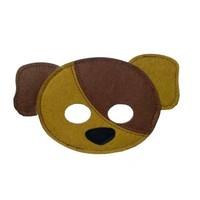 Vilten Mini Masker Hond