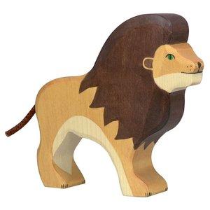 Holztiger Leeuw 15 cm