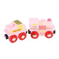 Roze 123 trein