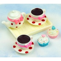 Theesetje met Cupcakes