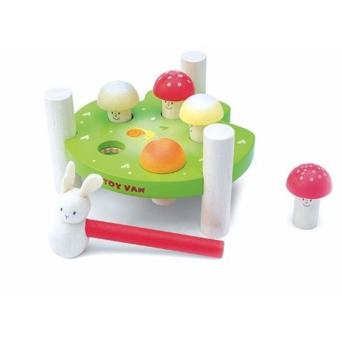 Le Toy Van Petilou Hamertje Tik Mr Mushroom