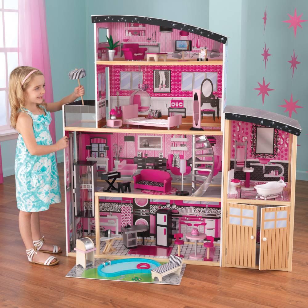 Kidkraft Sparkle Mansion Barbiehuis