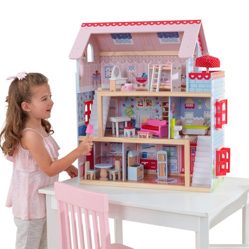 Kidkraft Chelsea poppenhuis