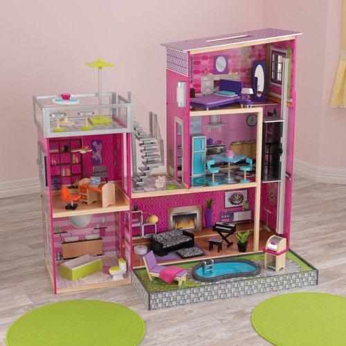 Kidkraft Uptown Barbiehuis