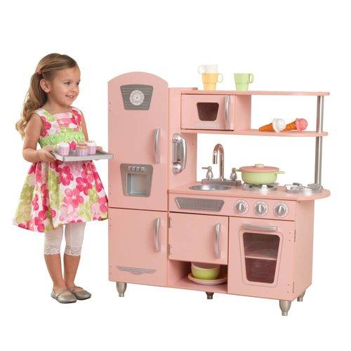 Kidkraft Roze vintage kinderkeuken