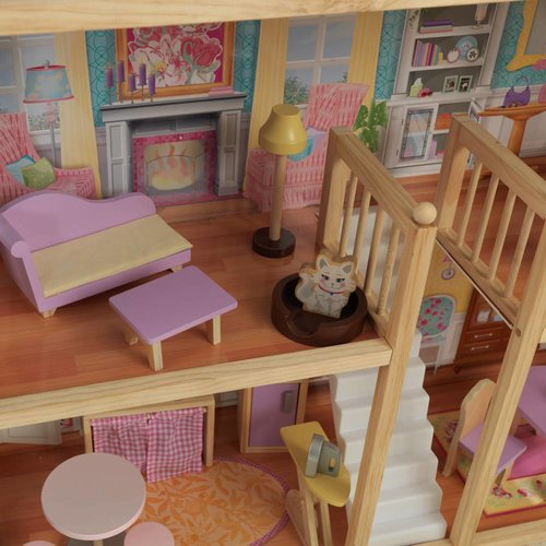 Kidkraft Grand View Mansion Barbiehuis met EZ Kraft Assembly™