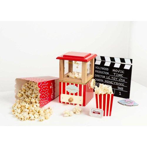 Le Toy Van Popcorn Machine