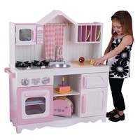 Moderne country kinderkeuken