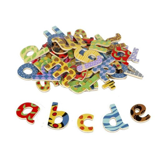Tidlo Magnetische Kleine letters