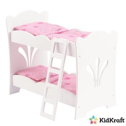 Kidkraft Stapelbed Pop Lil' doll