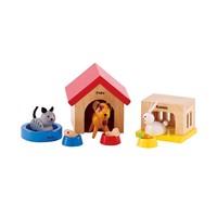 Poppenhuis Huisdieren