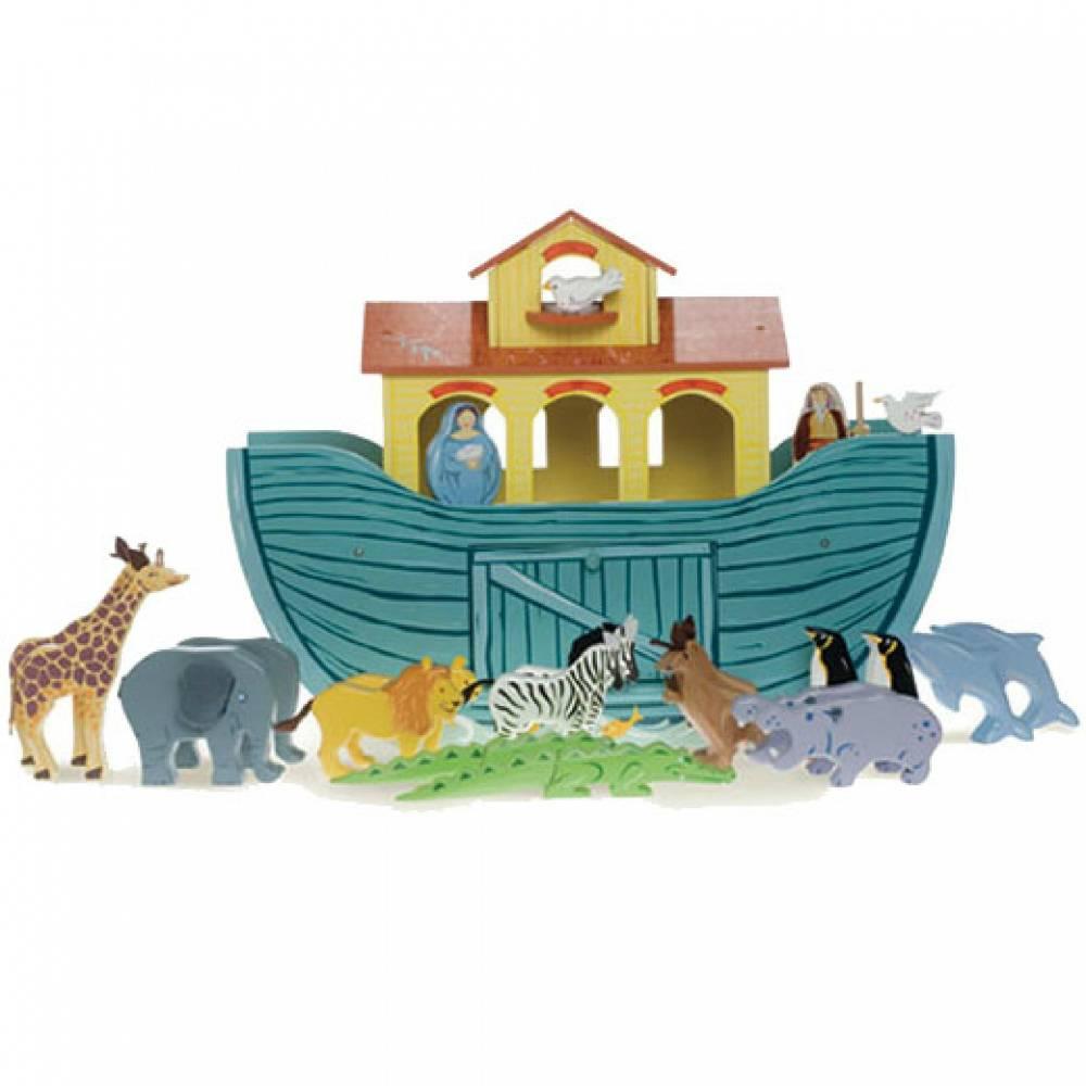 Le Toy Van Grote Ark van Noach