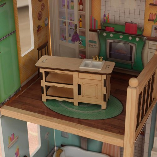 Kidkraft Charlotte met EZ Kraft Assembly