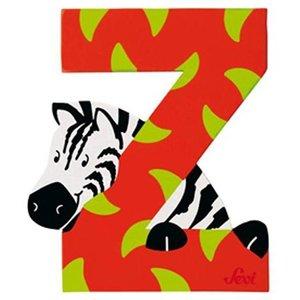 Sevi Houten Letter Dier - Z