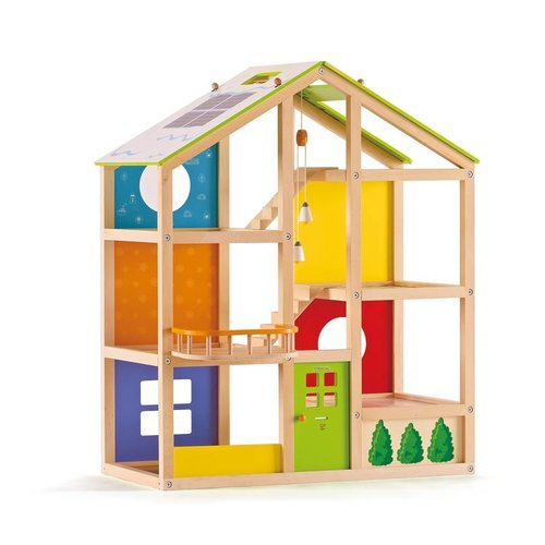 Hape Poppenhuis All Season