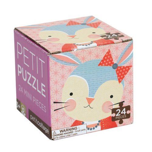 Petit Collage Mini Puzzel Funny Animal